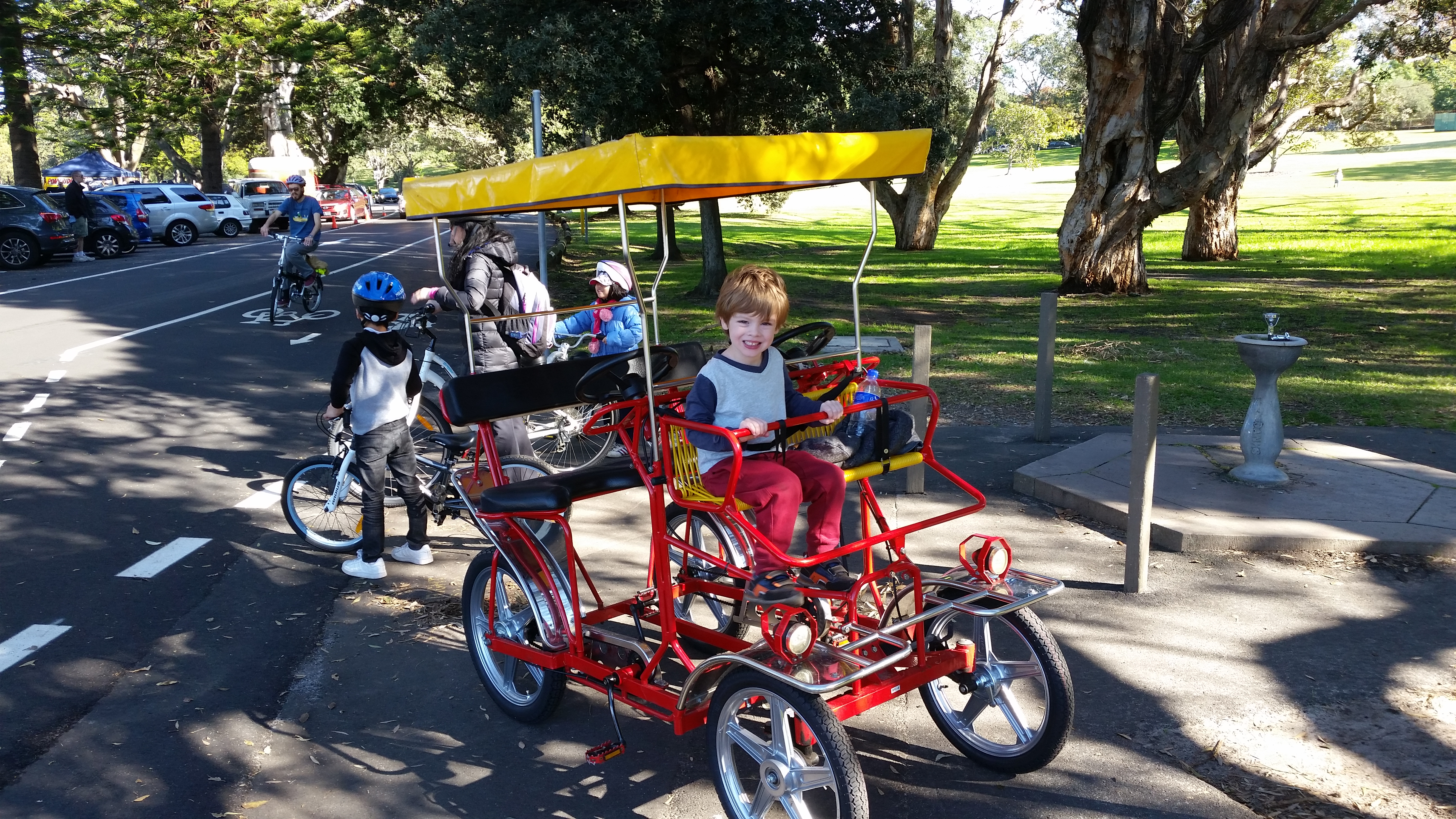 The Great Outdoors City Style Centennial Parklands The